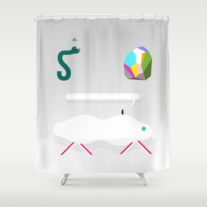 Another project Shower Curtain