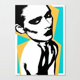 Dummy Head Canvas Print