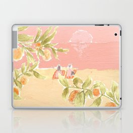 Sunrise Lovers Laptop & iPad Skin