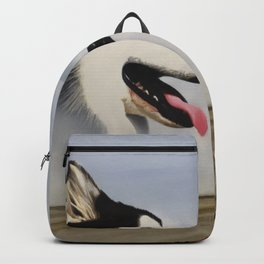 Andy Hateley and Wolf Gonzo Backpack