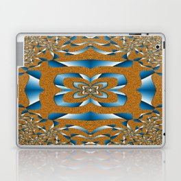 Flowers in the Sand.. Laptop & iPad Skin