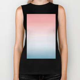 Pantone Ombre 2016 Color of The Year Biker Tank