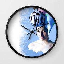 Jess Frost Wall Clock