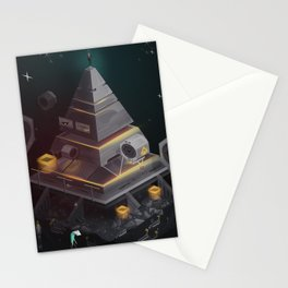 A Tale of an Ordinary Lifeform Stationery Cards