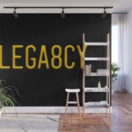 LEGA8CY Wall Mural
