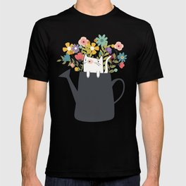 The Cat Is Back T-shirt