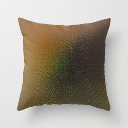 Amazonian Pattern - III Throw Pillow
