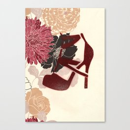 Stiletto #7 Canvas Print