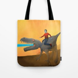 """""""Never Gonna Stop Me"""" Tote Bag"""