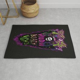 Voodoo Neon Rug