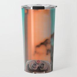 Coit Tower Telescope Travel Mug