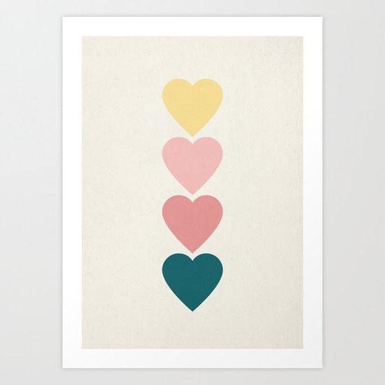 Hearts by wowwow