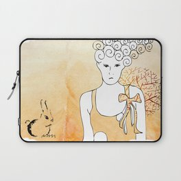ordinary girl Laptop Sleeve