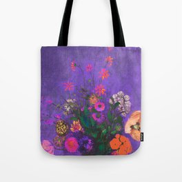 Tribute to summer Tote Bag