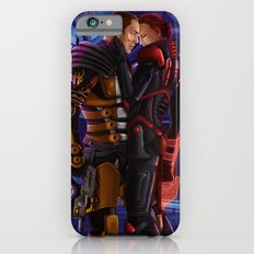 Mass Effect - A meeting in Purgatory iPhone 6s Slim Case