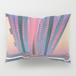 Dreams are Clouds in a Ship Pillow Sham
