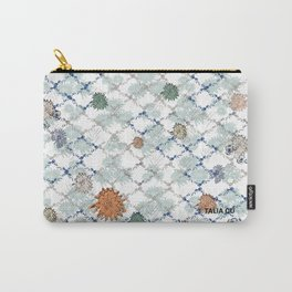 Annie girl pattern Carry-All Pouch