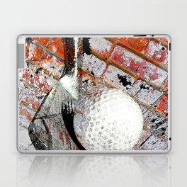 Modern Golf Art 3 Laptop & iPad Skin