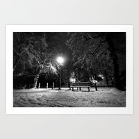 narnia Art Prints featuring Narnia? by Mark Nelson