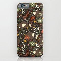 Cute Hedgehogs iPhone 6 Slim Case