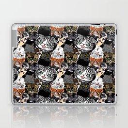 Derp Cats Laptop & iPad Skin