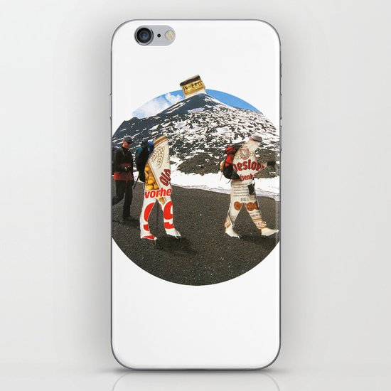 Surreala Alpina 31 · Crop Circle iPhone Skin