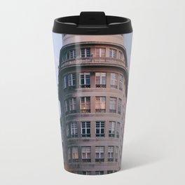 La Coruña Travel Mug
