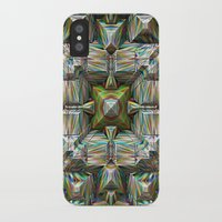 bands iPhone & iPod Cases featuring Structural Bands of Color   by Phil Perkins