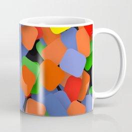wild color pieces Coffee Mug