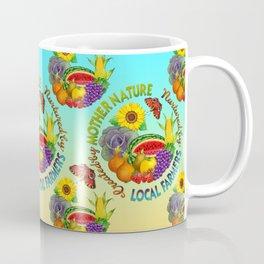 Mother Nature Local Farmer Coffee Mug