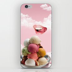 Ice-cream iPhone & iPod Skin