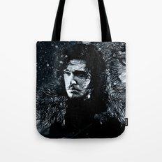 Winter's Coming Tote Bag