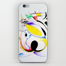 Shapes-1 iPhone & iPod Skin