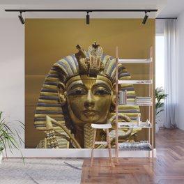 Egypt King Tut Wall Mural