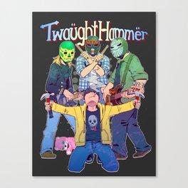 Twaughthammer - Breaking Bad Canvas Print