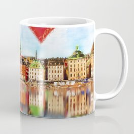 I love Stockholm Coffee Mug