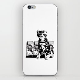 Bodega Kitty iPhone Skin