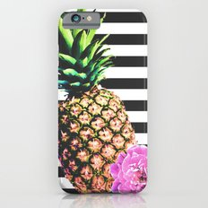Pretty as Pineapple Slim Case iPhone 6