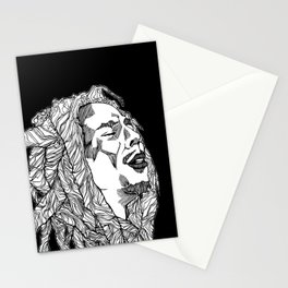 Get up, Stand Up Stationery Cards