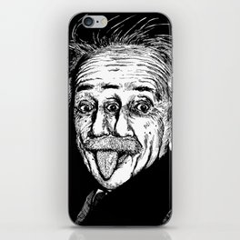 Smart Guy iPhone Skin