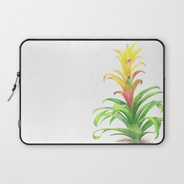 Bromeliad - Tropical plant Laptop Sleeve