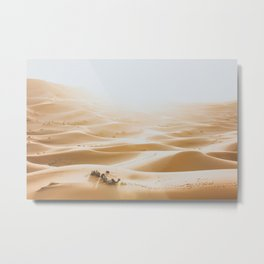 Morocco I Metal Print