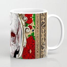 Infinitum - Macabre Gothic Skull Coffee Mug