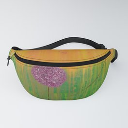 Summer Flowers Fanny Pack