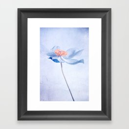 belle Framed Art Print