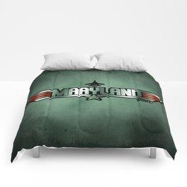 MARYLAND VIGO (Maverick Version) Comforters