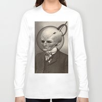 earthbound Long Sleeve T-shirts featuring EARTHBOUND MISFIT by Julia Lillard Art
