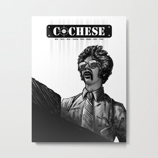 Cochese... Metal Print