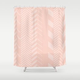 Arrow Lines Shower Curtain