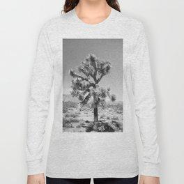 Joshua Tree Monochrome, No. 3 Long Sleeve T-shirt
